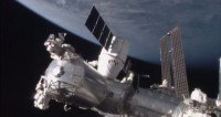 International Space Station. Photo: NASA