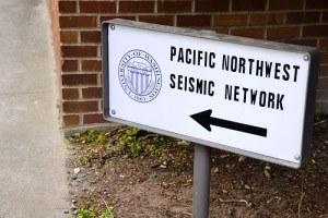 University of Washington and the University of Oregon cooperatively operate the Pacific Northwest Seismic Network (PNSN). Photo: PNSN