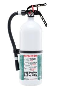 Kidde Disposable Fire Extinguisher with plastic valve. Photo CPSC