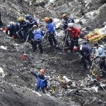 Site of Germanworks Airline Crash in French Alps  (AP Photo/Laurent Cipriani)