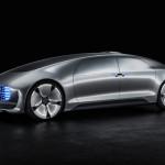 Mercedes F015 Concept Car