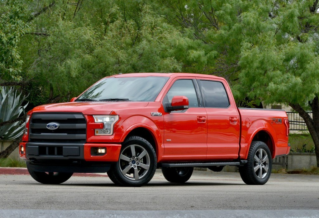 New Aluminum Ford F 150 Crash Test Reveals Serious Injury Risk