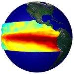 El Nino globe