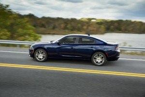 Dodge Charger. Photo: FCA US LLC