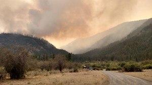 Okanogan Complex Fire. Photo: inciweb.org