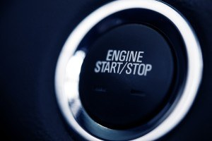 Push Start Car Button