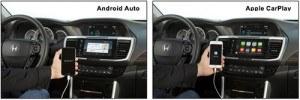 2016 Honda Accord audio options. Photo: Honda
