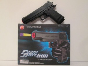 Dart gun manufactured or distributed by GD.Jiefeng Toys. Photo: W.A.T.C.H.