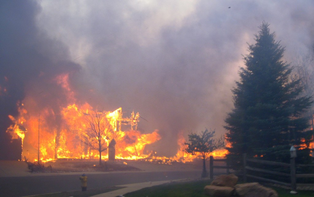 Colorado's Fire Season Could Be Worst Since 2012 and 2013