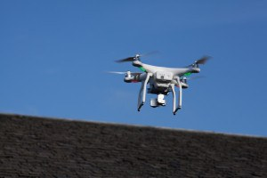 Drone flight. Photo: Allstate
