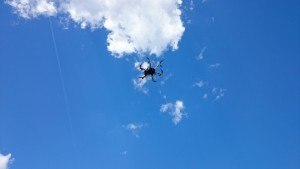 Drone research conducted by Olin College.
