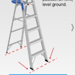 NIOSH ladder safety mobile app