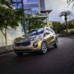 Kia 2017 Sportage SX Turbo (PRNewsFoto/Mercury Insurance)