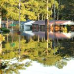 Floodwaters in Lumberton, N.C., after Hurricane Matthew.  Photo: FEMA/Jocelyn Augustino
