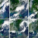 Hermine. NASA Earth Observatory images by Joshua Stevens and Jeff Schmaltz,