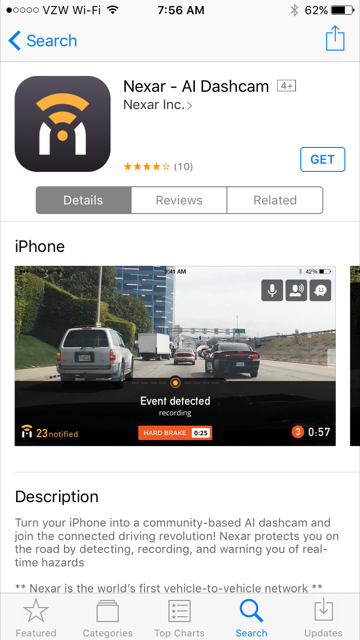 nexar-app