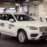 Drive Me,  an autonomous driving experiment, began on 9/9/2016. Credit: Volvo Car Group