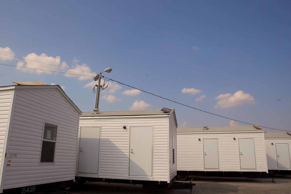 Campers For Sale In Louisiana >> FEMA Trailers Auctioned at Fire Sale Prices Prior to Harvey Landfall