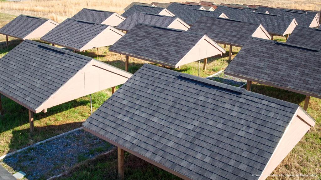IBHS, Alabama Insurance Underwriting Association Partner on Roof Aging Farm