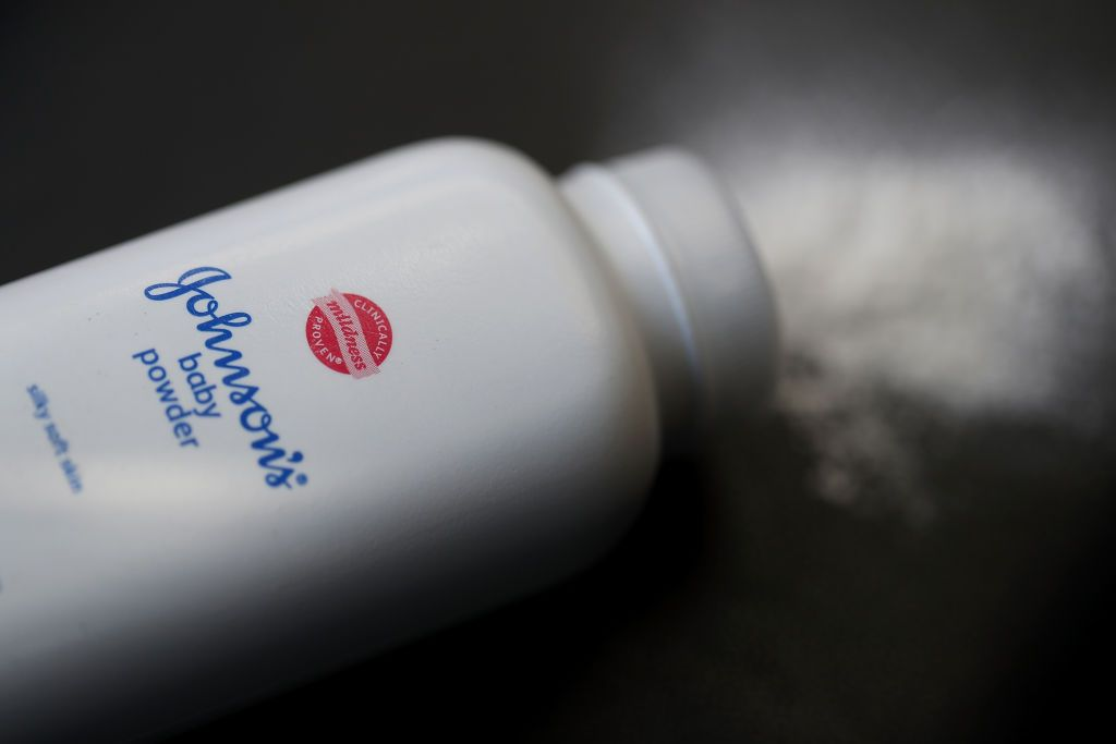 J J Stung By New Jersey Court Ruling Reviving Talc Cancer Claims