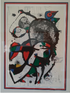 The Case of the Upside-Down Miró 2
