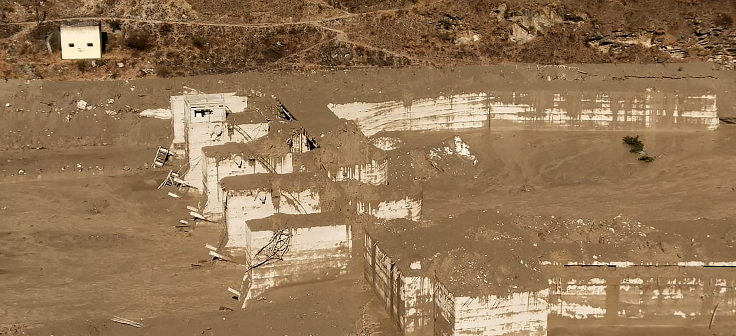 Glacier Breaks in India's North; Flood Kills 9, 140 Missing