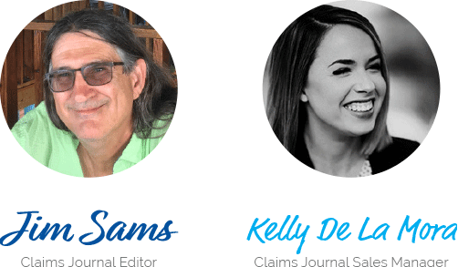Claims Journal Sales and Editorial Team